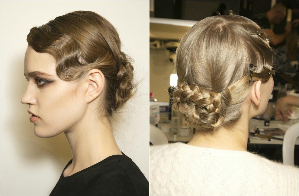Diecisis peinados de Alta Costura para novia