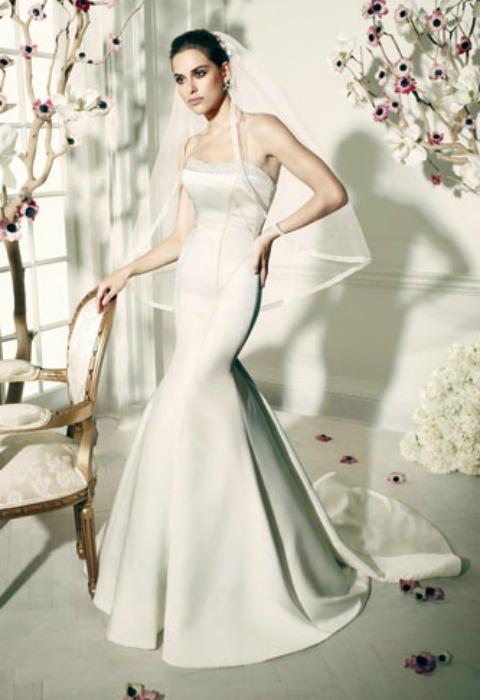 zac posen lanza su primera colección de vestidos de novia - foto