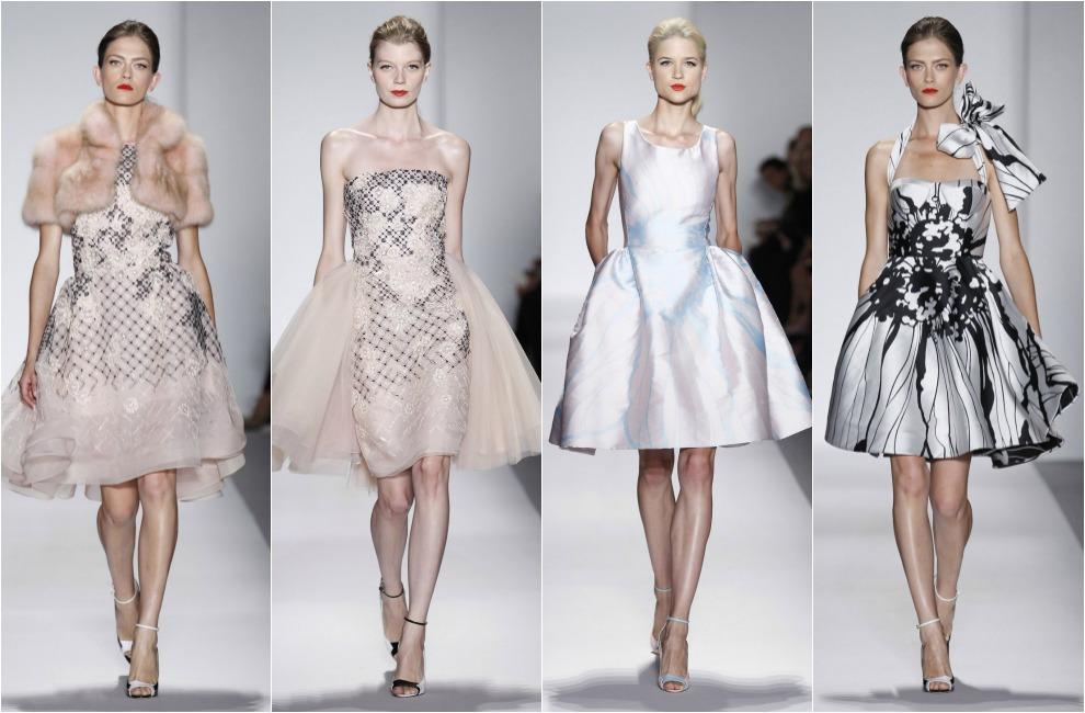LOOK  PRINCESA  El corte princesa se reinventa esta temporada en los  vestidos de fiesta con cortes a la rodilla de estilo años 50 y siluetas  ladylike acbe9afb6a54