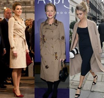 El abrigo cámel, una tendencia para ir de boda esta temporada