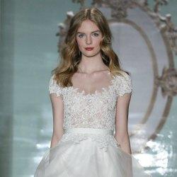 Aluvión de tendencias en la New York Bridal Week