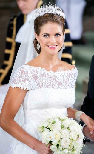 Las tres 'Princesas' de la New York Bridal Week