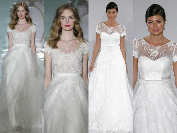 Las tres 'Princesas' de la New York Bridal Week