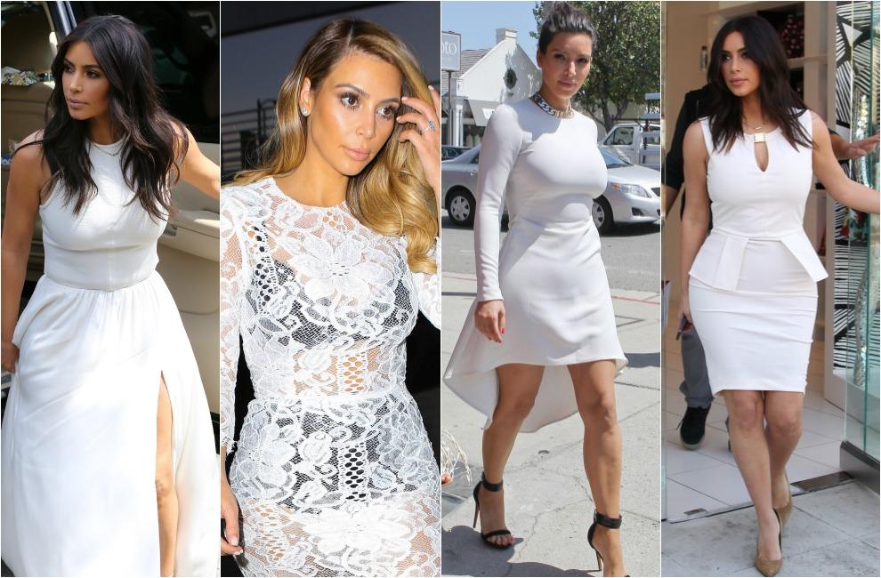 ¿Cómo sería la boda perfecta entre Kim Kardashian y Kanye West?