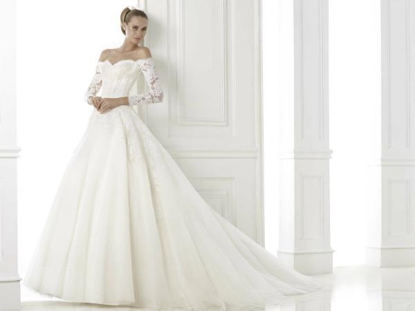 El vestido de novia 'made in Spain', el más vendido en todo el mundo