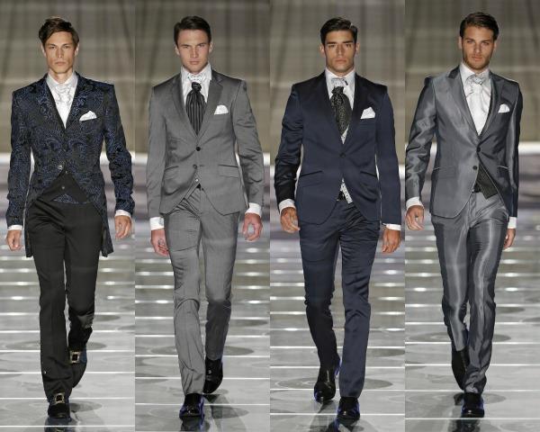 Los trajes de novio que se llevarán en 2015