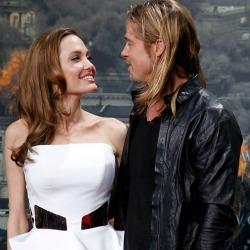 Los mejores 'looks' de novia de Angelina Jolie