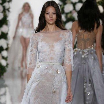 París también se viste de novia en la 'fashion week'