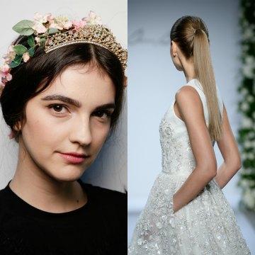 Los 'otros' vestidos de la New York Bridal Week