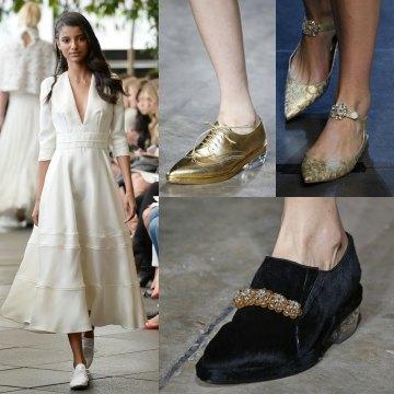 'Flats', Oxford o bota Chelsea: Este invierno, ¡cásate con zapato plano!