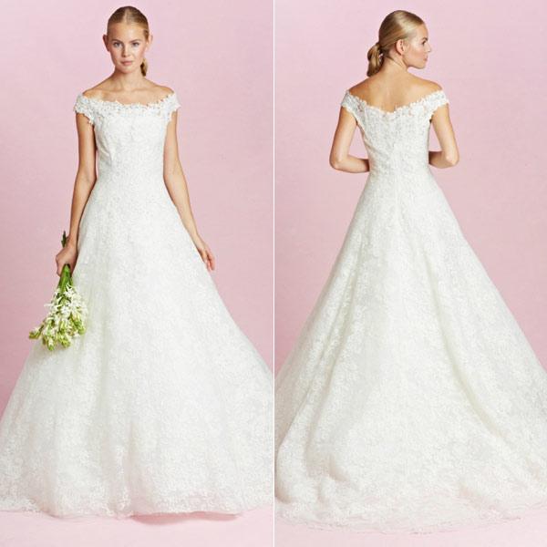 el vestido de novia de amal clooney, el último gran diseño de Óscar