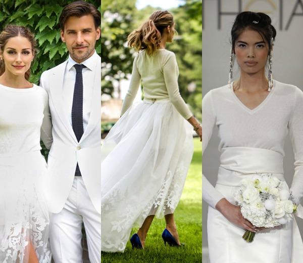 las tendencias que nos han dejado las 'novias-it' del año