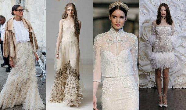 'Tips' de estilo para novias de invierno