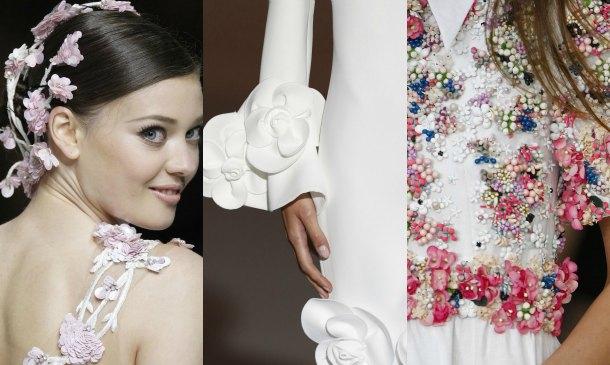 Atrévete a darle un giro a tu vestido con la tendencia de las novias 'bouquet'
