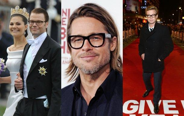 Novios a la vista: Las últimas tendencias en gafas para ellos