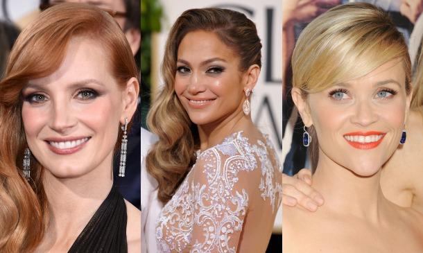 Tres 'beauty looks' de novia inspirados por las estrellas de Hollywood
