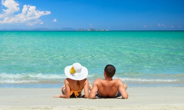 Destinos espectaculares (y con playa), perfectos para 'honeymooners'