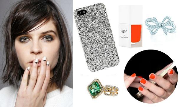 Joyas + 'nail art' + accesorios: Cinco 'looks' para las manos de la novia