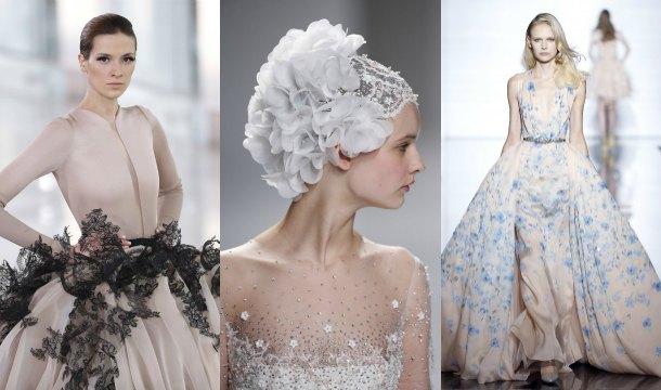 Las novias de la 'Haute Couture'