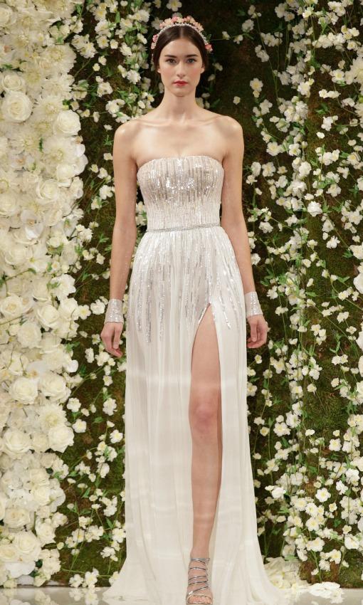 Gisele Bündchen desvela una nueva foto \'secreta\' de su vestido de novia