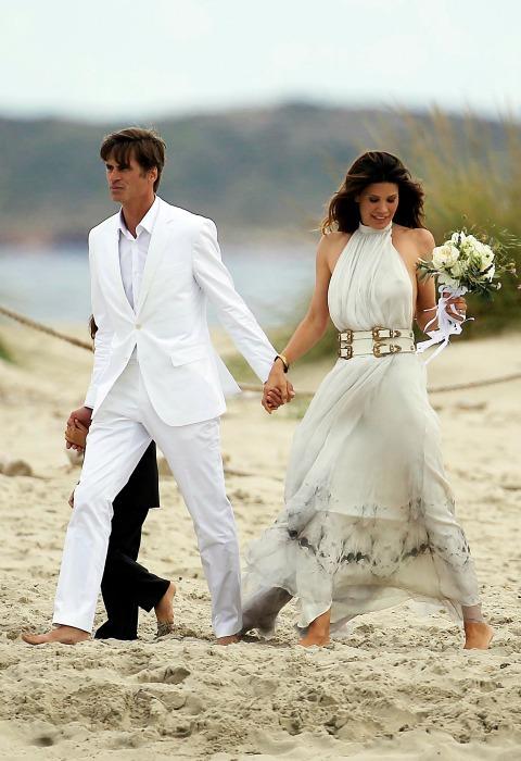 Vestidos para matrimonio playero