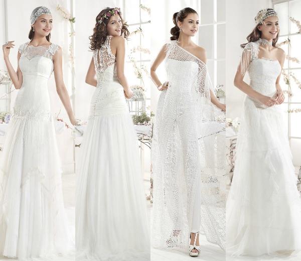Vestidos de novia ibicencos en malaga