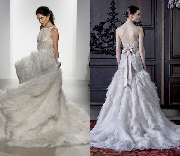 Fotos de vestidos de novia 2016