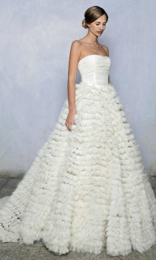 19d9b681f Vestidos de novia 2016: Todas las tendencias que conocemos hasta el ...