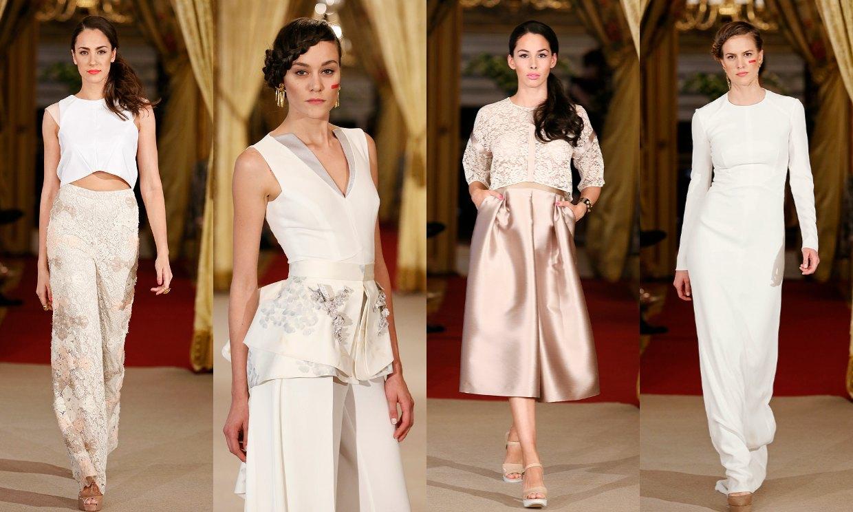 La pasarela atelier couture trae a madrid la alta costura for Couture atelier