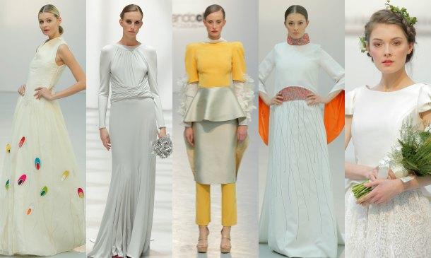 La Pasarela Costura España abre la puerta a las novias del futuro