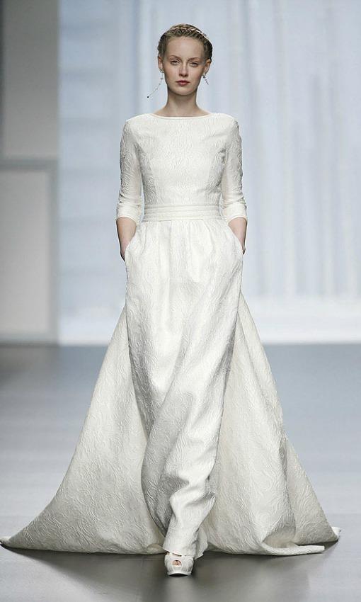 Un vestido de novia para cada \'celebrity bride\' - Foto 1