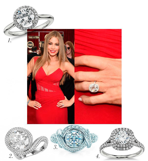 Sí, quiero...\' casarme con un anillo increíble