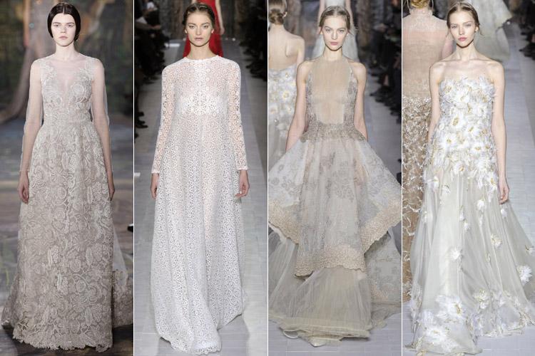 Doce propuestas (y mucha inspiración) para el vestido de novia de ...