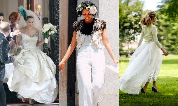 ¿Cómo son las novias 'reales' que se casan en Nueva York?