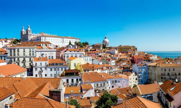 Y la ciudad más romántica para irse de luna de miel es... ¡Lisboa!