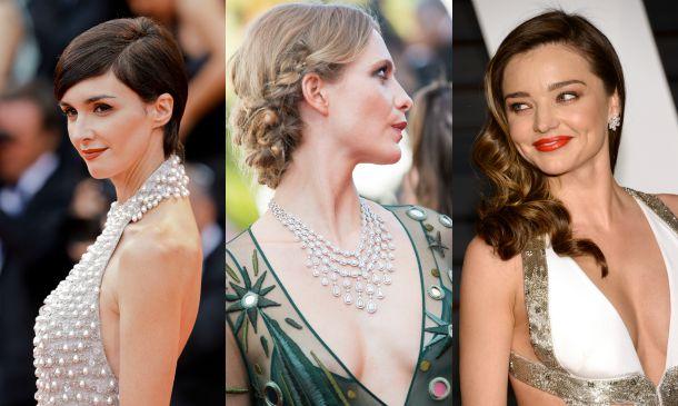 Peinados de vértigo inspirados en las 'celebs' para las bodas de este otoño