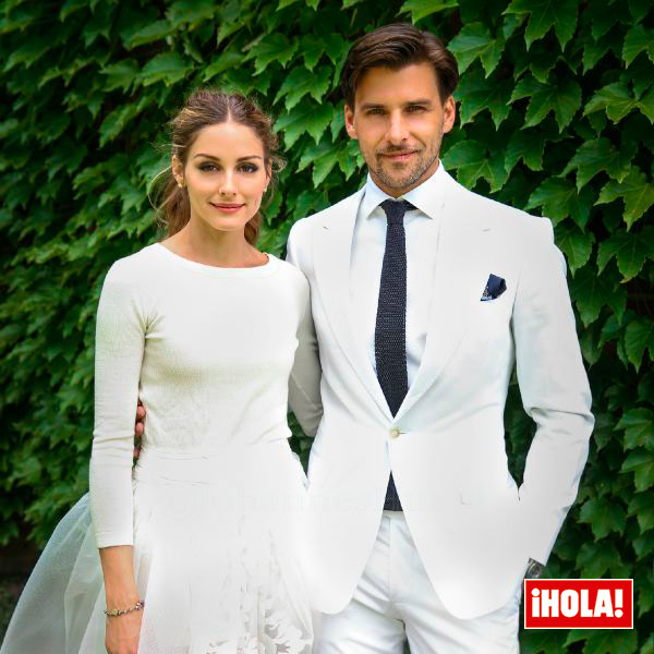 los 'celebrity grooms' que se casaron de blanco