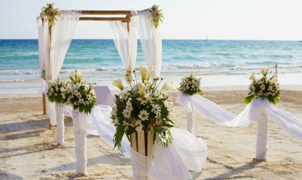 Los pros y contras de una 'destination wedding'
