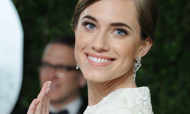 Allison Williams, de 'Girls', una novia de Oscar de la Renta