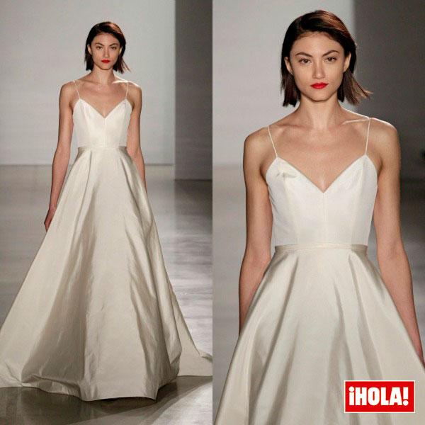 0ecd843f52dd L undici più belli abiti da sposa che sono stati presentati a New ...
