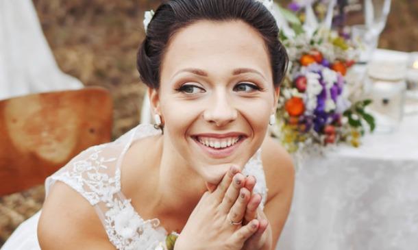 Los secretos del ramo de novia de invierno