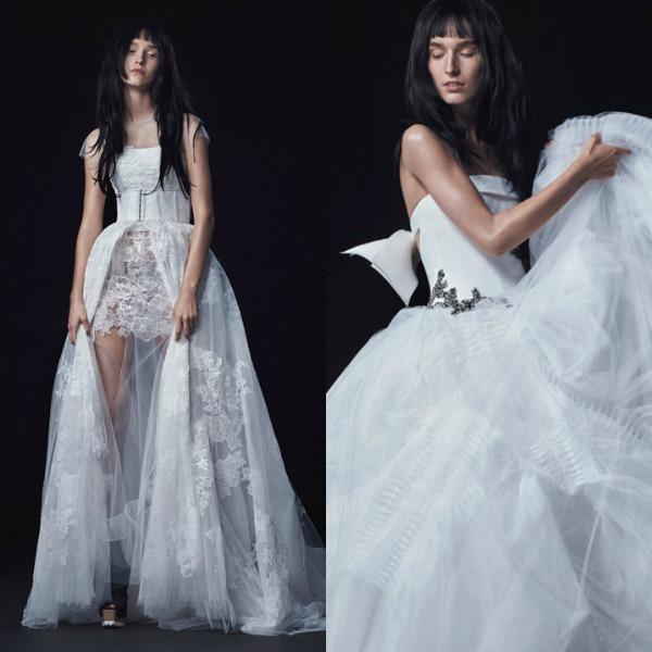Vera Wang Inspira Sus Nuevos Vestidos De Novia En Madrid