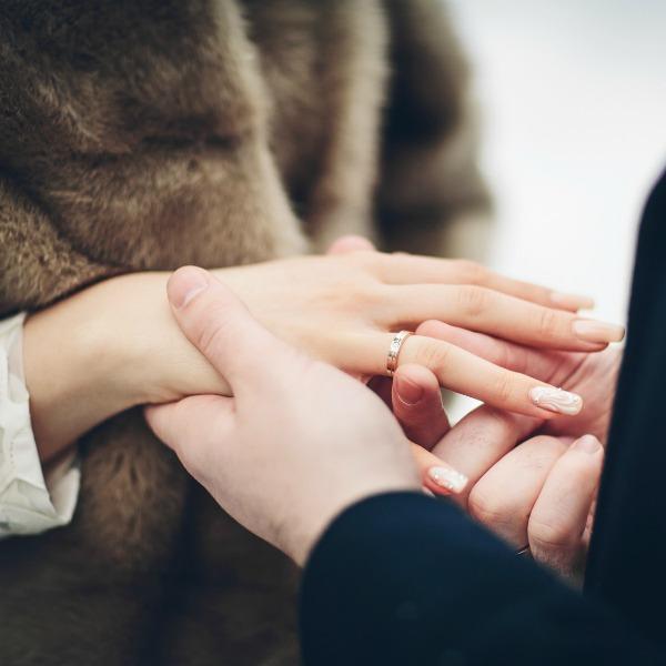 Quiero cambiar mi anillo de compromiso