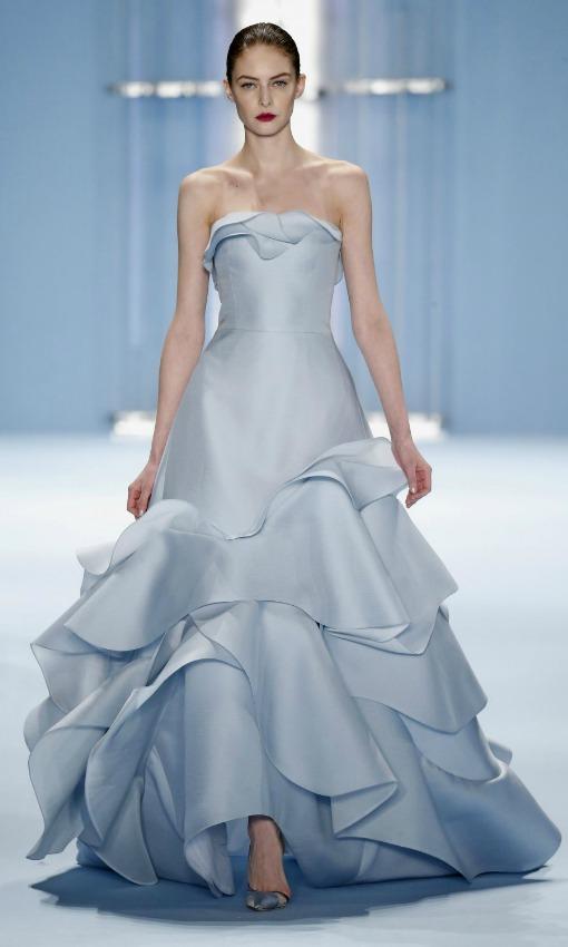 vestido de novia azul celeste – vestidos de boda