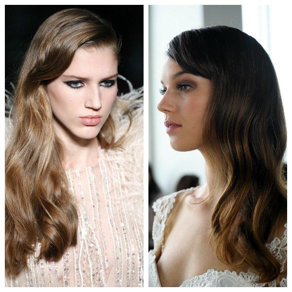 Catorce Peinados Para Novias Con Pelo Rizado - Peinados-novia-pelo-suelto-rizado