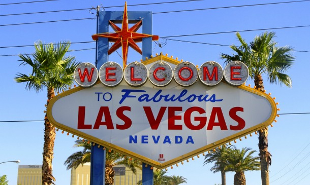 'Welcome To Fabulous Las Vegas!'