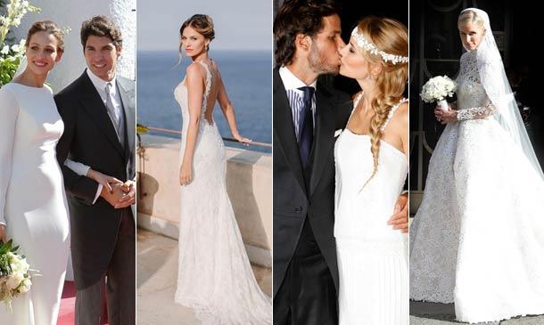 Votación: ¿Quién ha sido la novia más guapa de 2015?