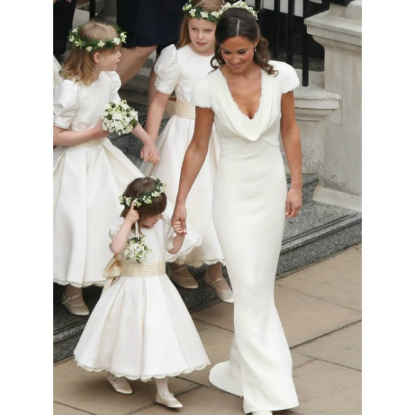 cuatro maneras de tener una boda 'all white'
