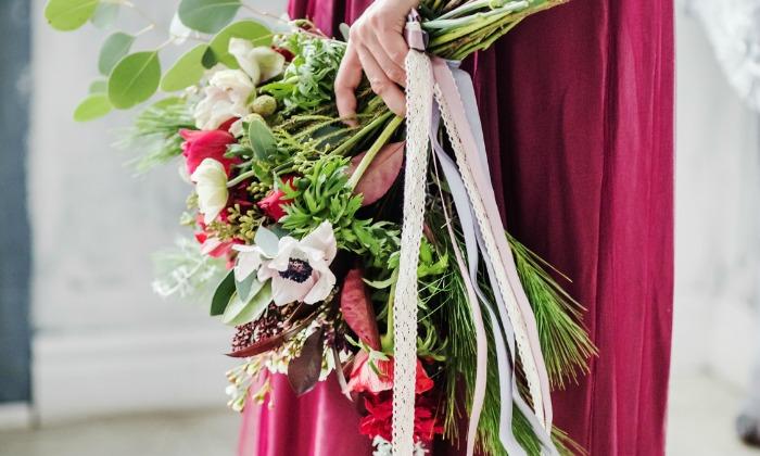 Los ramos de novia que serán tendencia en 2016