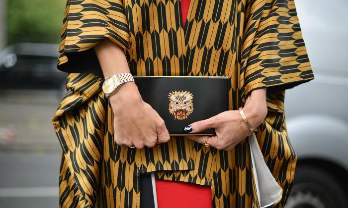 ¿Es el kimono el 'must have' de las invitadas de primavera?